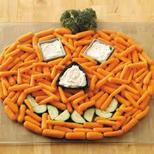 baby carrots buffet