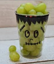 monster fruit cup